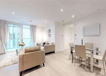 Thumbnail 1 bed flat to rent in Claremont House, London