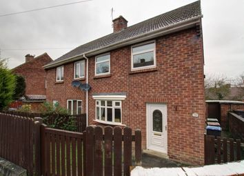 Thumbnail 2 bedroom semi-detached house for sale in East Clere, Langley Park, Durham