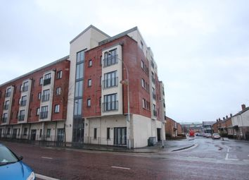 Thumbnail 1 bedroom flat for sale in Brown Square, Belfast City Centre, Belfast