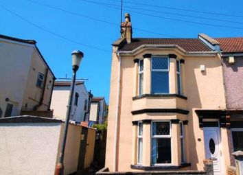 Thumbnail 3 bed end terrace house for sale in Mansfield Street, Bedminster, Bristol