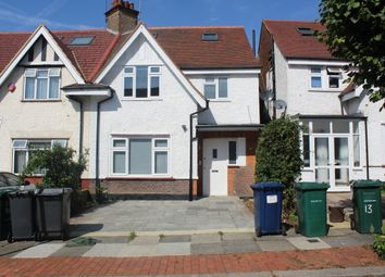 Thumbnail 3 bedroom semi-detached house to rent in Montpelier Rise, Golders Green