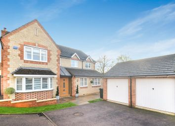 Thumbnail 6 bed detached house for sale in Sorrel Mead, Bure Park, Bicester