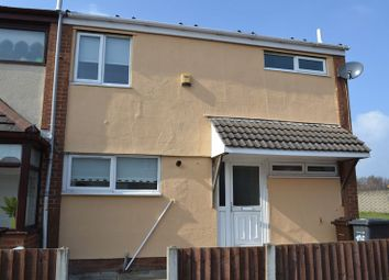 Thumbnail 3 bed end terrace house to rent in Waterside, Netherton, Liverpool