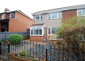 Thumbnail 3 bed property for sale in Kingsway, South Shields