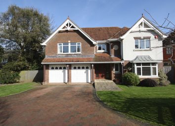Thumbnail 5 bed detached house for sale in 26B Kivernell Road, Milford On Sea