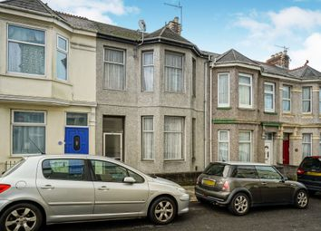 Thumbnail 4 bed terraced house for sale in Station Road, Keyham, Plymouth