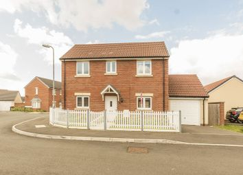 Thumbnail 3 bedroom detached house for sale in Bloomery Circle, Newport