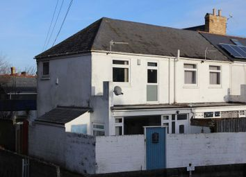 Thumbnail 2 bed end terrace house for sale in Cheltenham Place, Newquay