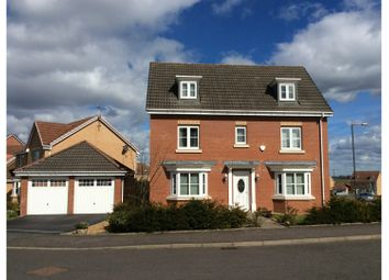 Thumbnail 5 bed town house for sale in Cleuch Place, Maddiston