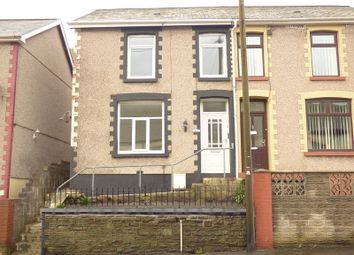 Thumbnail 3 bed property for sale in Adare Street, Ogmore Vale, Bridgend.