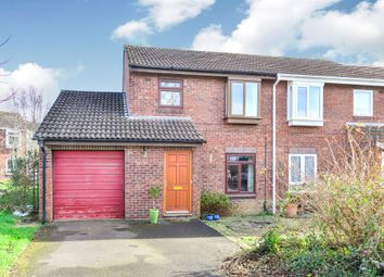 Thumbnail 3 bed semi-detached house for sale in Holly Court, Frome