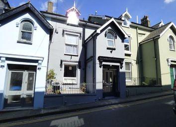 Thumbnail 4 bed terraced house for sale in Roche Terrace, Porthmadog, Gwynedd