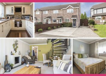 Thumbnail 2 bed end terrace house for sale in Sanderling Drive, St. Mellons, Cardiff