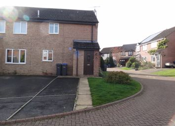 Thumbnail 1 bed semi-detached house to rent in Sheen Close, Salisbury
