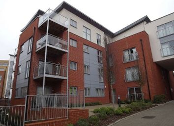 Thumbnail 2 bed flat to rent in Charrington Place, Near Station, St Albans