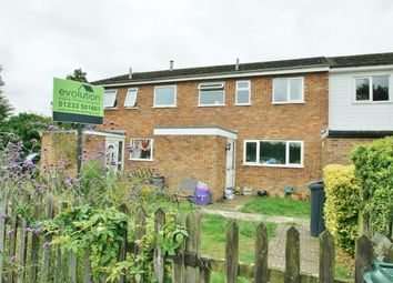 Thumbnail 3 bed terraced house for sale in Church Lane, Shadoxhurst, Ashford