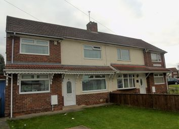 Thumbnail 2 bed semi-detached house for sale in Rampside Avenue, Roseworth, Stockton
