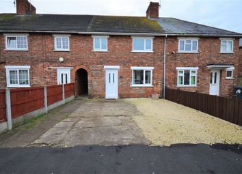 Thumbnail 3 bed terraced house to rent in Vermuyden Road, Moorends, Doncaster