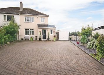 Thumbnail 3 bed semi-detached house for sale in 44 Boghead Road, Dumbarton