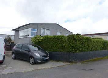 Thumbnail 2 bed mobile/park home for sale in Manor Park, Penwithick