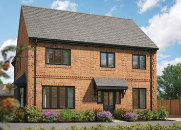 """4 bed detached house for sale in """"The Maple"""" at Field End, Witchford, Ely CB6"""