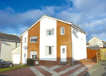 Thumbnail 3 bed property for sale in Whitehill Way, Coylton, Ayr