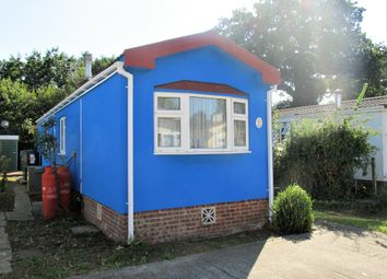 Thumbnail 1 bed mobile/park home for sale in Allington Lane, West End, Southampton, Hampshire