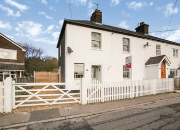Thumbnail 3 bed end terrace house for sale in Cheddington Road, Pitstone, Leighton Buzzard