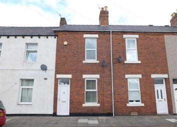 Thumbnail 2 bed terraced house for sale in Metcalfe Street, Carlisle