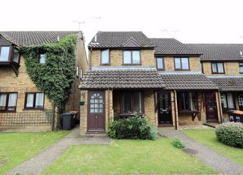 Thumbnail 2 bed end terrace house for sale in Hockley Court, Watling Street, Hockliffe
