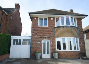 Thumbnail 3 bed detached house for sale in Norwood Avenue, Hasland, Chesterfield