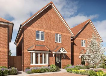 Thumbnail 4 bed detached house for sale in Broad Road, Skylark Gardens, Hambrook, Chichester, West Sussex