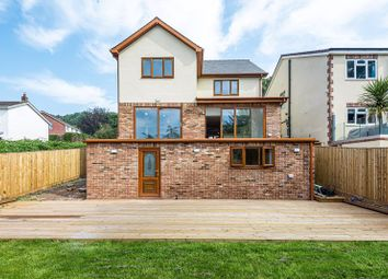 Thumbnail 5 bed detached house for sale in The Plantation, Undy, Monmouthshire