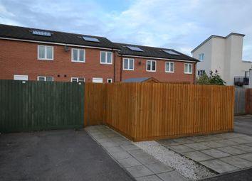 Thumbnail 2 bedroom town house for sale in Watkin Road, Leicester, Leicestershire