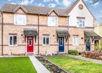 2 bed terraced house for sale in Epsom Close, Horton Heath, Eastleigh SO50