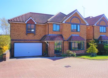 Thumbnail 5 bed detached house for sale in Two Riggs, Cherry Burton