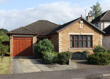 Thumbnail 3 bed detached bungalow for sale in Turretbank Drive, Crieff