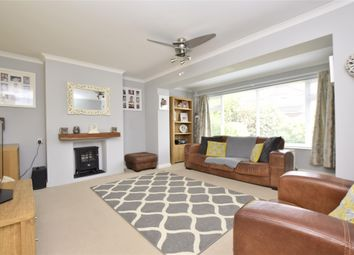 Thumbnail 4 bed semi-detached house for sale in Westcourt Drive, Oldland Common