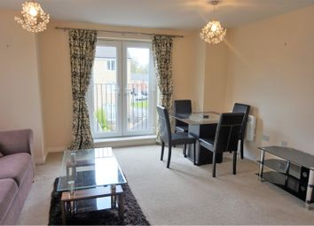 Thumbnail 2 bed flat for sale in Redbrook Way, Bradford