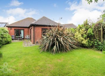 Thumbnail 3 bed detached bungalow for sale in Texel Way, Mundesley, Norfolk