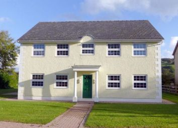 Thumbnail 4 bed detached house for sale in Milo, Llandybie, Ammanford, Carmarthenshire