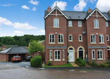 Thumbnail 4 bedroom end terrace house for sale in Calder Close, Muxton, Telford, Shropshire.