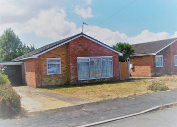 Thumbnail Detached bungalow for sale in Fritton Close, Ormesby, Great Yarmouth