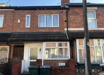 3 bed terraced house to rent in Hamilton Road, Stoke, Coventry CV2