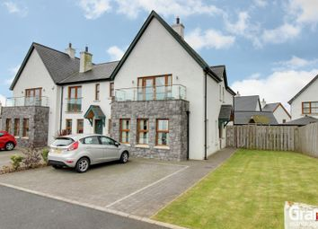 Thumbnail 3 bed town house for sale in Drumfad Mill, Millisle
