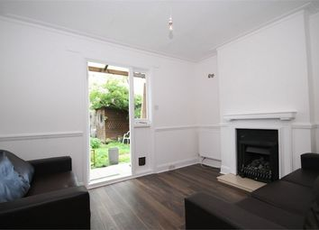 Thumbnail 4 bedroom terraced house to rent in Balmoral Road, Willesden Green, London