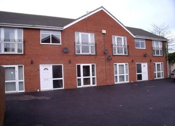 Thumbnail 2 bed flat to rent in Mill Road, Kettering