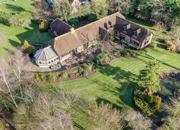 Thumbnail 6 bed barn conversion for sale in Grendon Road, Edgcott, Aylesbury