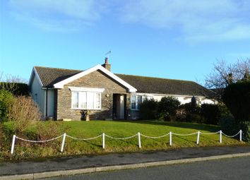 Thumbnail 3 bed detached bungalow for sale in Jubilee Gardens, Templeton, Narberth