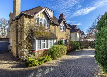 Thumbnail 5 bed detached house for sale in Detillens Lane, Oxted, Surrey